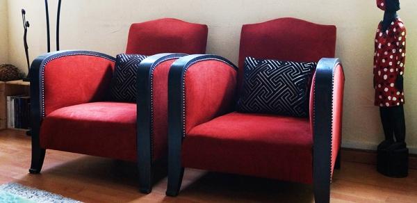 fauteuil Art déco021